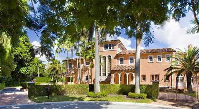 Coconut Grove Grande Dame Built in the 30's